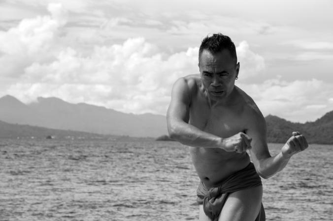 Indonesian choreographer Eko Supriyanto. Image by David Fajar