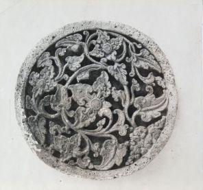 COLLECTIE_TROPENMUSEUM_Reliëf_op_de_moskee_van_Mantingan_TMnr_60054174