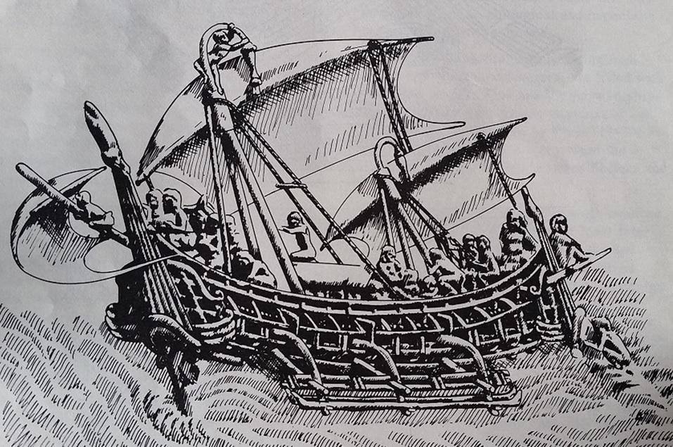05_UNESCO_Borobudur Ship C Snoek