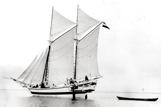09_UNESCO_Palari-pinisi at Makassar_Geoffrey Ingleton 1932
