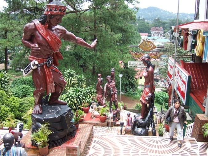 Igorot Stairs in Baguio.jpg